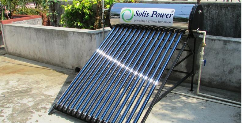 zasada działania kolektora słonecznego