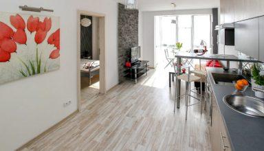 Aranżacja mieszkania w bloku - małe mieszkanie nie musi być nudne!