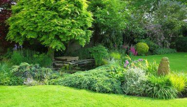 Ogród w stylu angielskim to nie tylko trawnik
