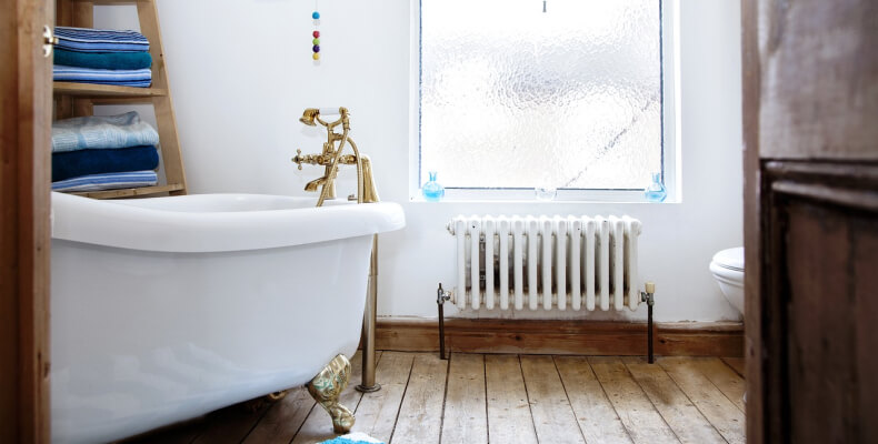 Urządzanie łazienki w bloku inspiracje
