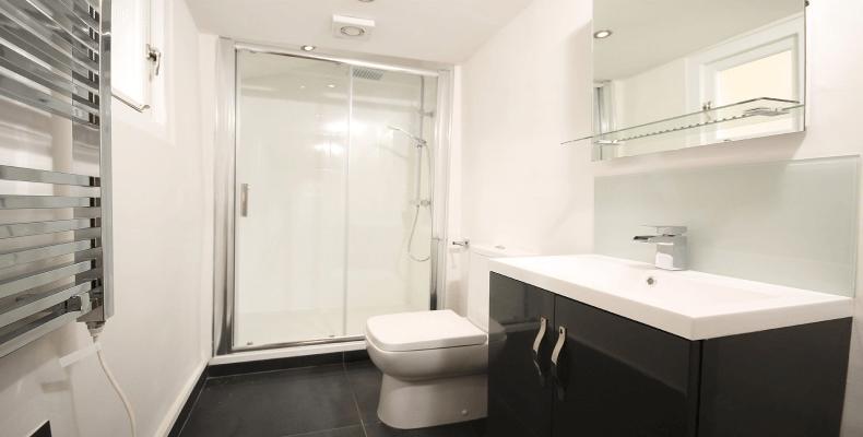 Urządzanie łazienki - przykład aranżacji