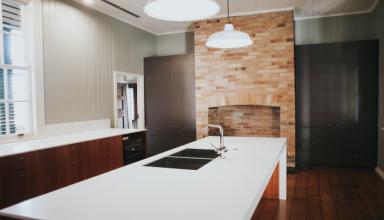 kuchnia styl industrialny