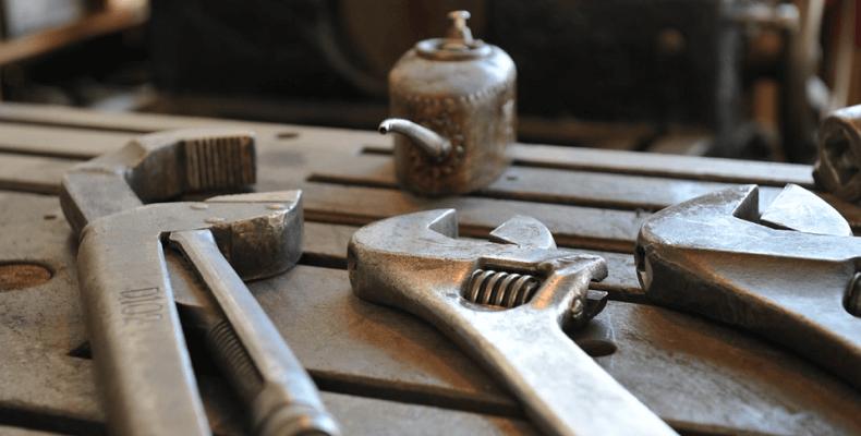 Narzędzia do domu - klucze