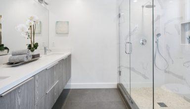jak urządzić łazienkę w stylu minimalistycznym