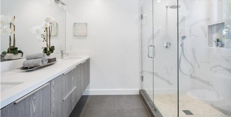 Minimalistyczna łazienka Porady I Inspiracje Portal Dla Domu