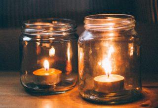 Świecznik diy - najlepsze pomysły na świece do domu