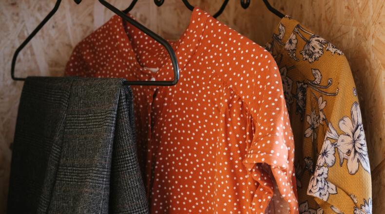 Pomysł na garderobę do małego wnętrza