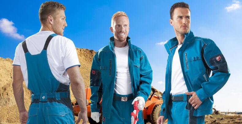 Wysokiej jakości odzież robocza