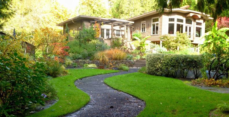 Jak ozdobić ogród - alejki