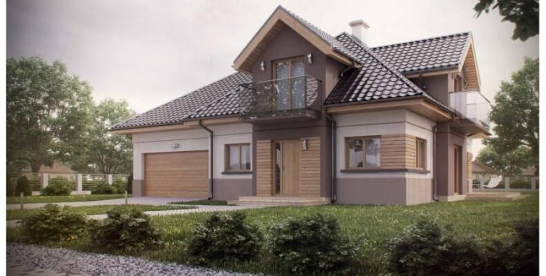 Duży dom dla dużej rodziny