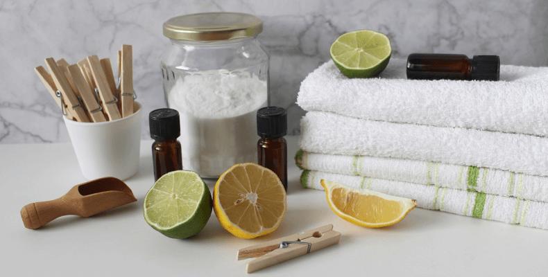 Domowe porządki - naturalne środki czystości