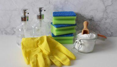 domowe porządki - porady i wskazówki