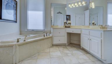 Łazienka w prowansalskim stylu - porady