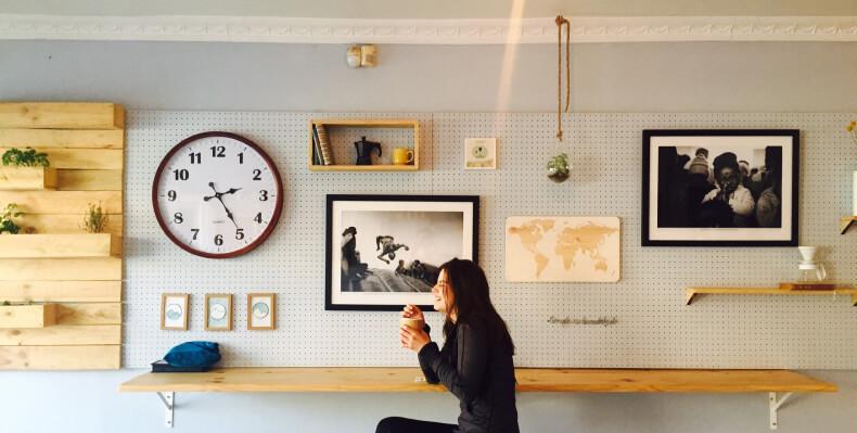 Zegar na ścianie - pomysł na ściany