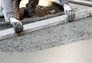 cena betonu