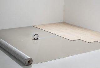Maty pod panele - mata podłogowa