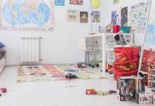 Urządzanie pokoju przedszkolaka