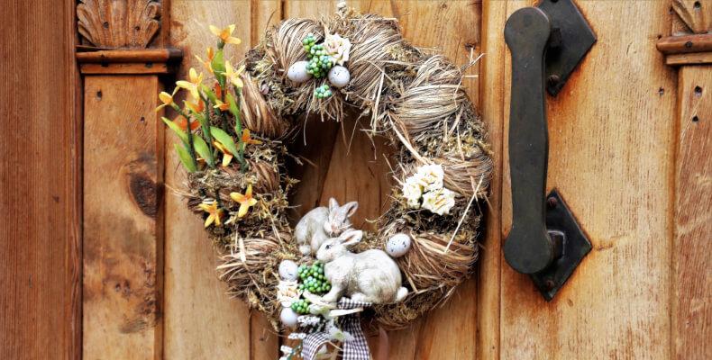 Jak udekorować dom na Wielkanoc - dekorowanie domu na Świeta Wielkanocne