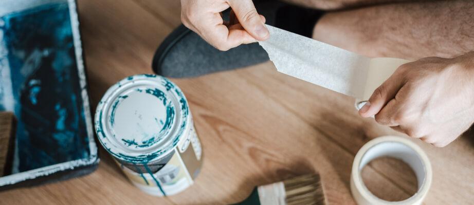 Jak dobrze pomalować sufit - poradnik