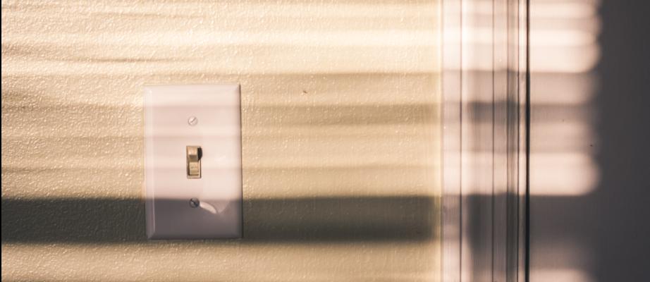 Włącznik prądu - oszczędzaj prąd w domu!