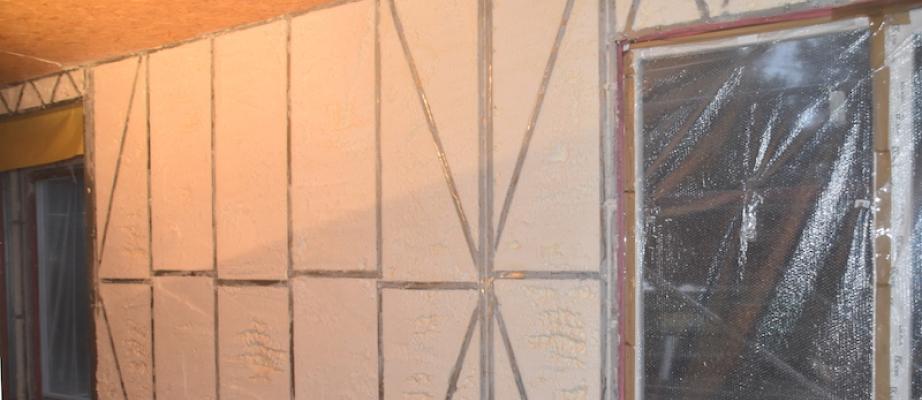 Ocieplenie domu szkieletowego pianą PUR